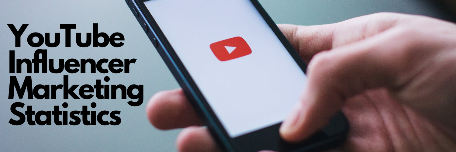 The latest YouTube influencer marketing statistics you need to be aware of.